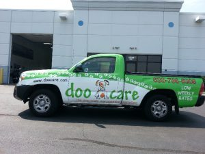 Protective truck wrap